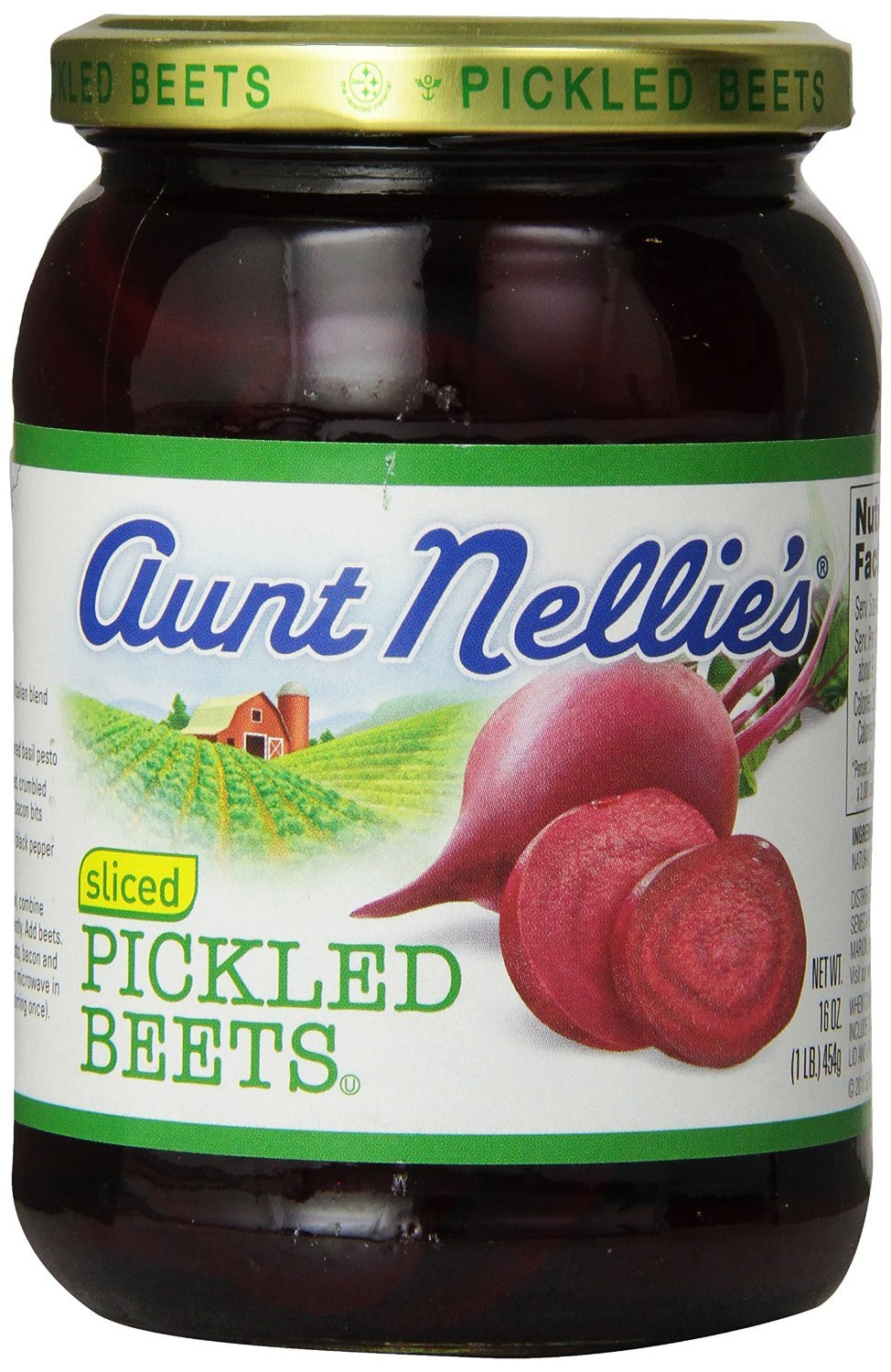 Recommended Aunt Nellies Directly managed store Beets Pckld Slcd