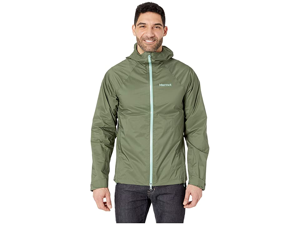 Marmot PreCip(r) Stretch Jacket (Crocodile) Men
