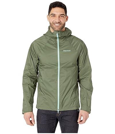 Marmot PreCip(r) Stretch Jacket (Crocodile) Men