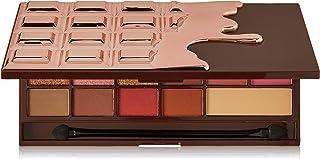 Makeup Revolution I Heart Chocolate Eyeshadow Palette, Rose Gold