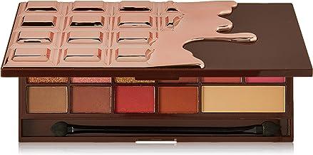 Makeup Revolution London I Heart Makeup Palette (Eyeshadow), Chocolate Rose Gold V4, 22g