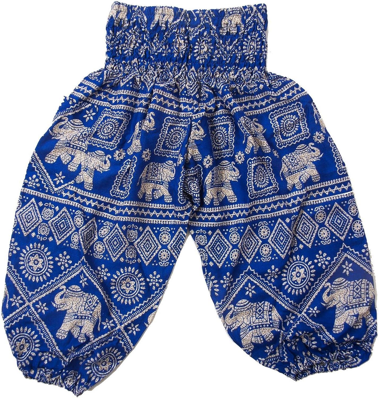 LOFBAZ Ultra-Cheap Deals Children Hippy Thai Harem Pirate Kids Pants Limited time trial price Bohem Aladdin