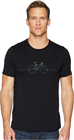 Tech Lite Merino Short Sleeve Crewe Cadence