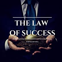napoleon hill books the law of success