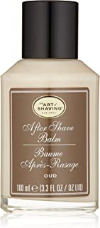 The Art of Shaving Oud After Shave Balm, 3.3 fl. oz.