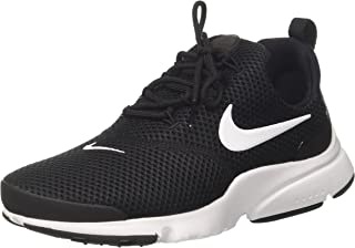 Nike Women's Presto Fly Sneakers, Black/White-White-Black