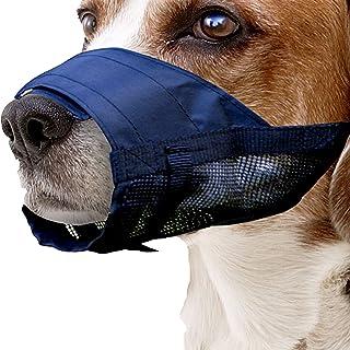 Pawise Nylon Dog Adjustable Muzzle, XLarge