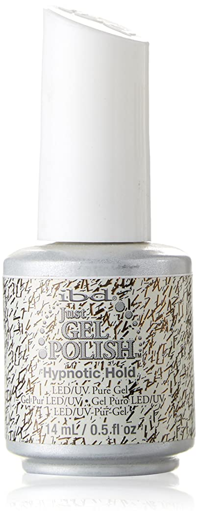 滑りやすい乗り出す冷笑するibd Just Gel Nail Polish - Hypnotic Hold - 14ml / 0.5oz