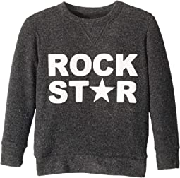 Extra Soft Love Knit Rock Star Pullover (Toddler/Little Kids)