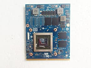 ZJW Dell Alienware 17 18 nVIDIA GTX 765M 2GB GDDR5 Video Card with X-bracket N14E-GE-B-A1 MXM 3.0b 9R3F5