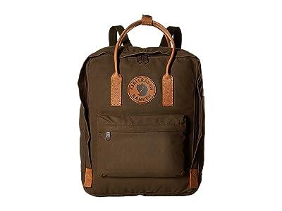 Fjallraven Kanken No. 2 (Dark Olive) Backpack Bags
