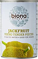Biona Organic Young Jackfruit in Salted Water, 400 g
