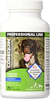Cosequin Standard Strength Plus Chewable Bonelets 75 tasty chewable tablets