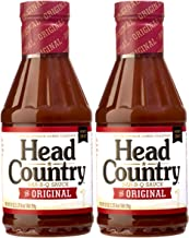 product image for Head Country Bar-B-Que Sauce 20 oz Bottle(Pack of 2)