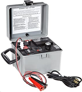 Megger 230425 AC/DC High-Pot Tester, 4kV, 5kV DC Test Voltage, 12.3mA Current