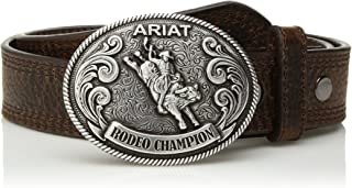 Ariat Boy's Bull Rider Western Belt