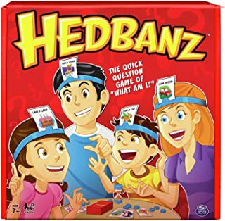 Hedbanz Game (Dispatched From UK)