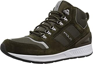 Polo Ralph Lauren Mens Train100mid Sneaker