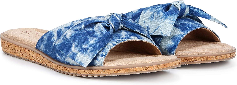 Popularity SOUL Credence Naturalizer Women's Wildflower Slide Sandal