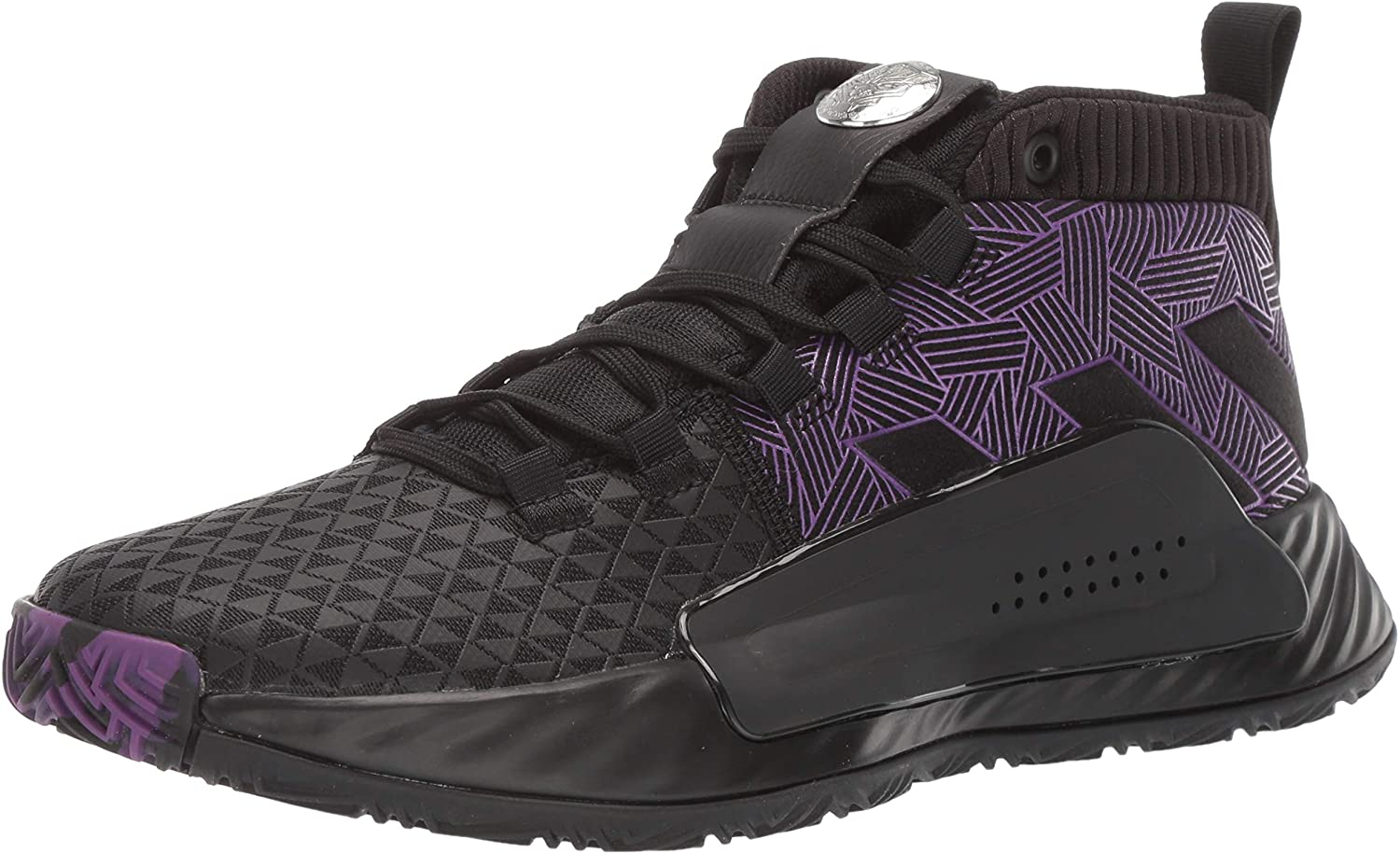 Adidas Womens Dame 5 Baseball shoes