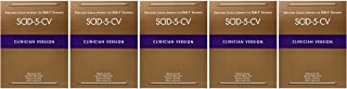 Structured Clinical Interview for Dsm-5 Disorders (Scid-5-cv): Clinician Version (Pack of 5)