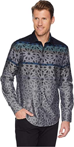 Chapman Long Sleeve Woven Shirt