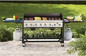 Bakers & Chefs 8 Burner Event Grill