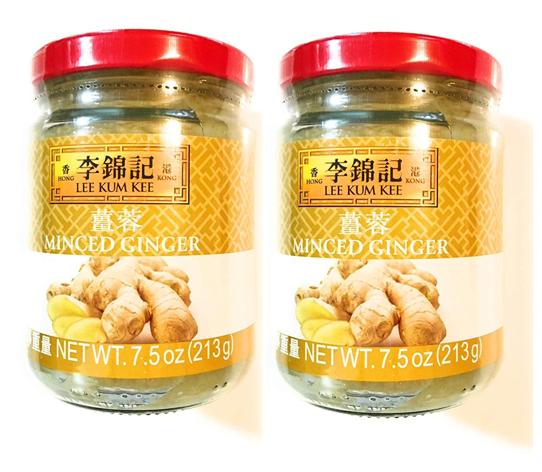 Lee Kum Kee Sale Minced Ginger 薑蓉 7.5 2 Ranking TOP14 Oz Pack