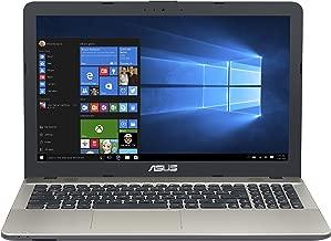 2018 Asus VivoBook Max 15.6 inch HD High Performance Laptop PC | Intel Pentium N4200 Quad-Core | 4GB RAM | 500GB HDD | Bang & Olufsen Audio | USB Type-C | DVD +/-RW | Windows 10