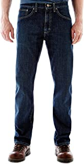 Lee mensPremium Select Classic-fit Straight-Leg Jean Jeans - Blue - 42W x 32L