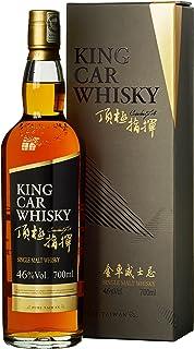 Kavalan King Car mit Geschenkverpackung Whisky 1 x 0.7 l