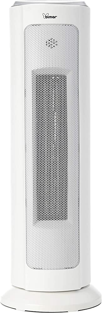 Bimar stufetta elettrica  basso consumo termoventilatore elettrico da casa wi-fi e app HP120