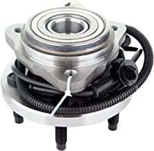 OCPTY NEW Wheel Hub Bearings Front 5 LUGS Replacement fit ford Explorer/Replacement fit ford Ranger/Mazda B3000/Mazda B4000 2003-2009 Compatible with OE: 515052