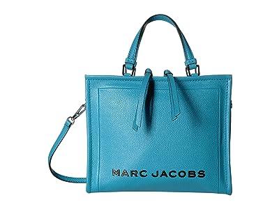 Marc Jacobs The Box Shopper 29 (Windy Blue) Handbags