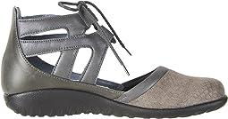 Gray Iguana Nubuck/Shadow Gray Nubuck/Tin Gray Leather