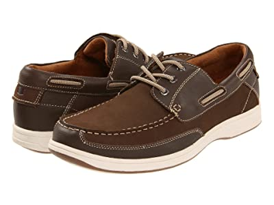 Florsheim Lakeside Ox (Brown Nubuck) Men