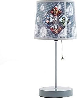Marvel Avengers Stick Lamp, Grey