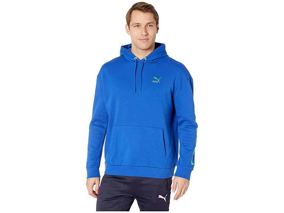 PUMA Sportstyle Hoodie (Surf the Web/Andean Toucan) Men