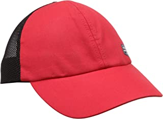 Woodland Men's Cap (CVC 515033_Red_X-Large)