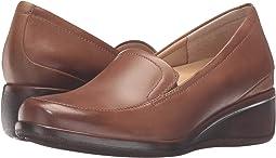 Cognac Tumbled Leather