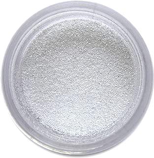 Snow White Glitter Dust, 5 gram container