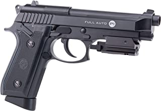 Crosman Powered Full Auto Blowback BB AIR Pistol