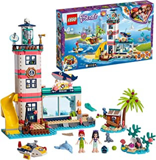 LEGO Friends Lighthouse Rescue Center 41380 Building Kit