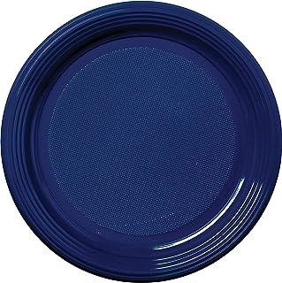 36/x 36/x Assiettes en plastique bleu clair/ /18/cm Livraison gratuite