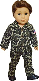 Best army doll clothes Reviews