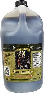 San Luis Rey 1 Gallon Mexican Vanilla Vainilla Extract From Mexico