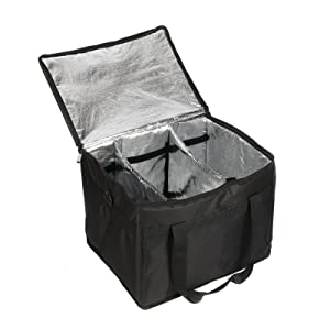 Commercial Insulated Food Delivery Bag 18