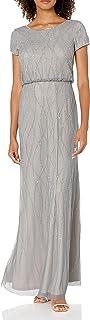 Women's Long Beaded Dress