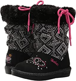 SKECHERS KIDS - Glamslam 10643N Lights (Toddler)