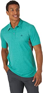 ATG by Wrangler Men's Short Sleeve Performance Polo